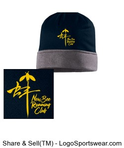 Cap_YellowBee Design Zoom
